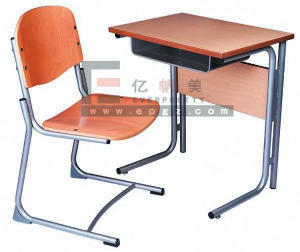 China School Desk And Chairs Study Carrel   China Reading Table, Student  Desk