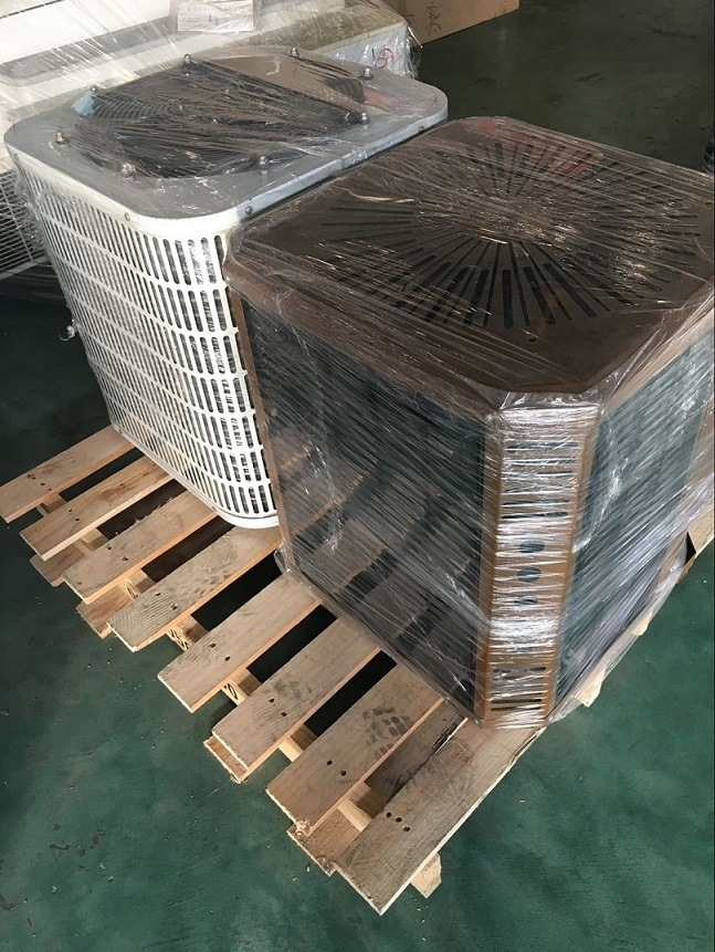 China Shanghai Ce Certification Outdoor Air Conditioning Unit
