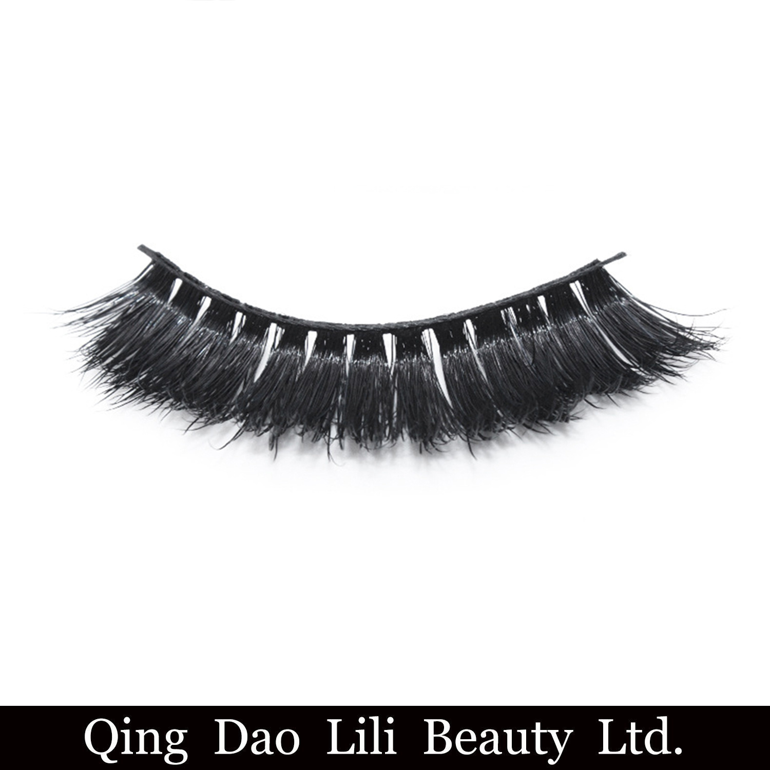 China Hot Sale On Amazon Waterproof Mink Lashes 3d Messy Mink
