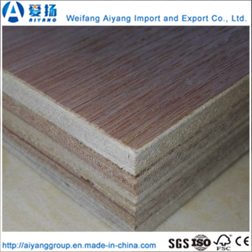 China 18mm Marine Plywood Double Face Melamine Container Wood Flooring Floor Repairing