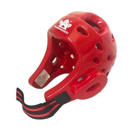 Durable Taekwondo Helmet Training Protective Head Shield Mask Gear S//M//L