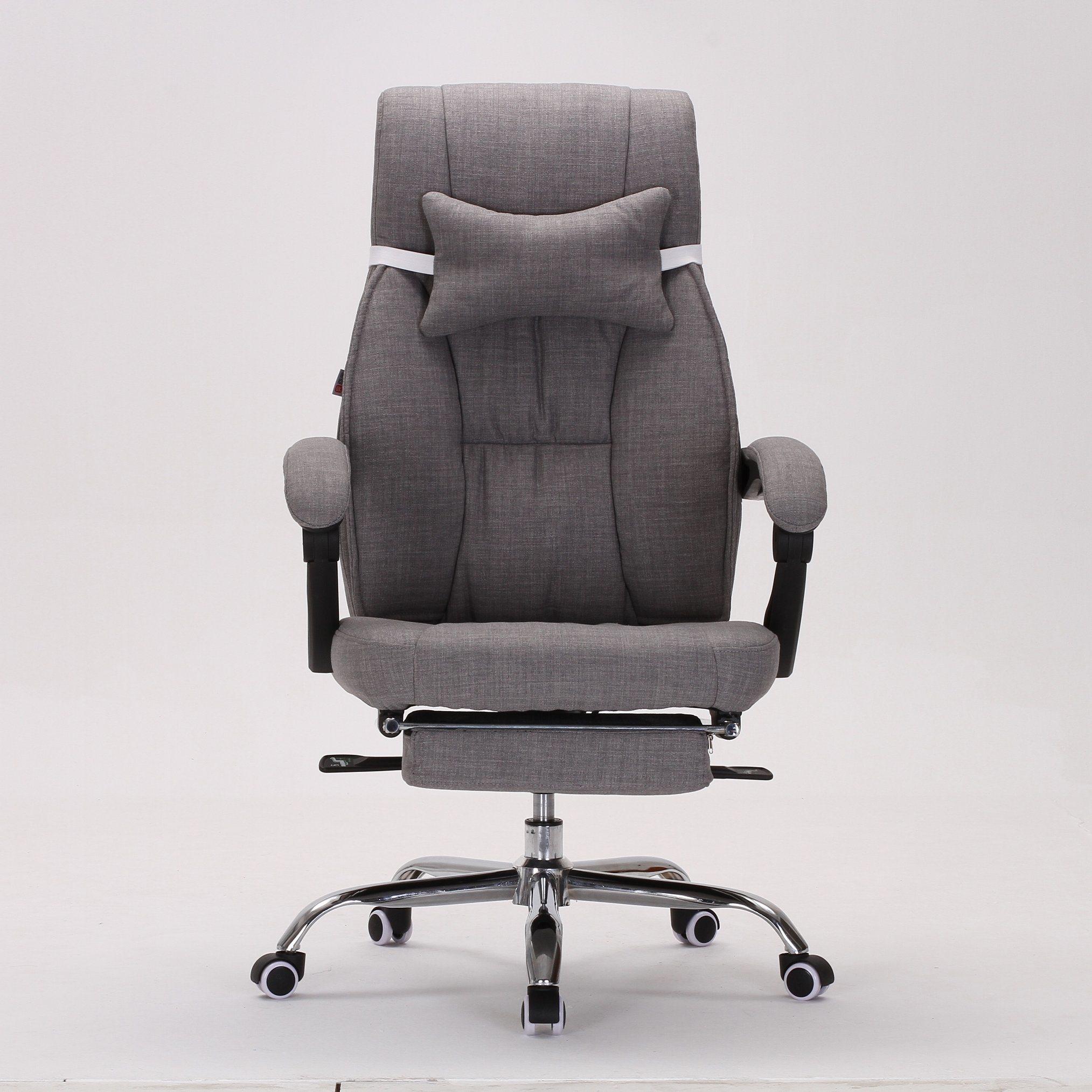 Smugchair Headrest Velvet Round Seat