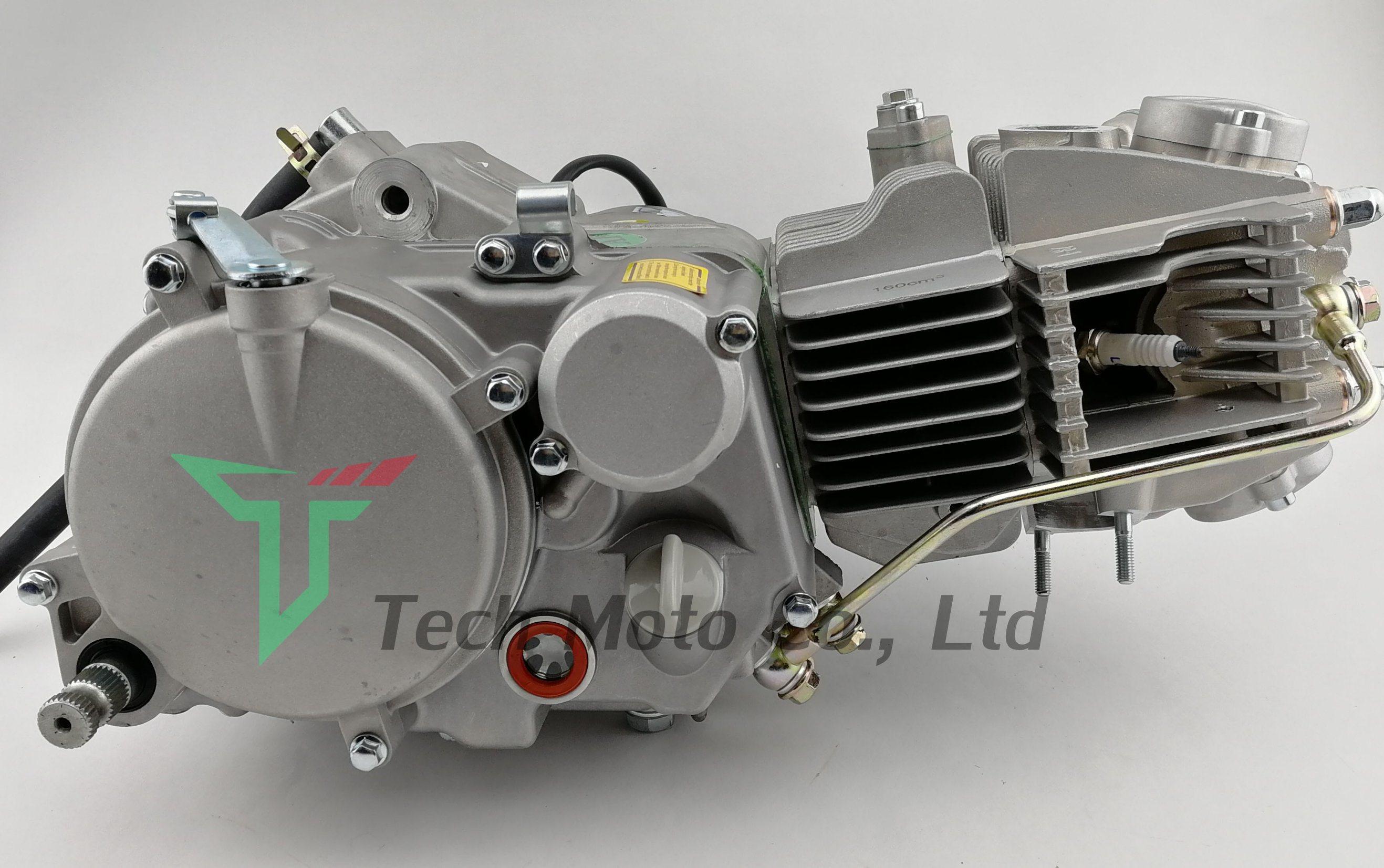 China Yingxiang Yx Z1 Dirt Bike 150cc 160 Cc 4 Stroke Engine