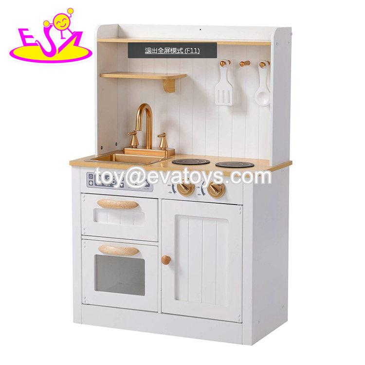 2019 Best Design Wooden Kids Kitchen