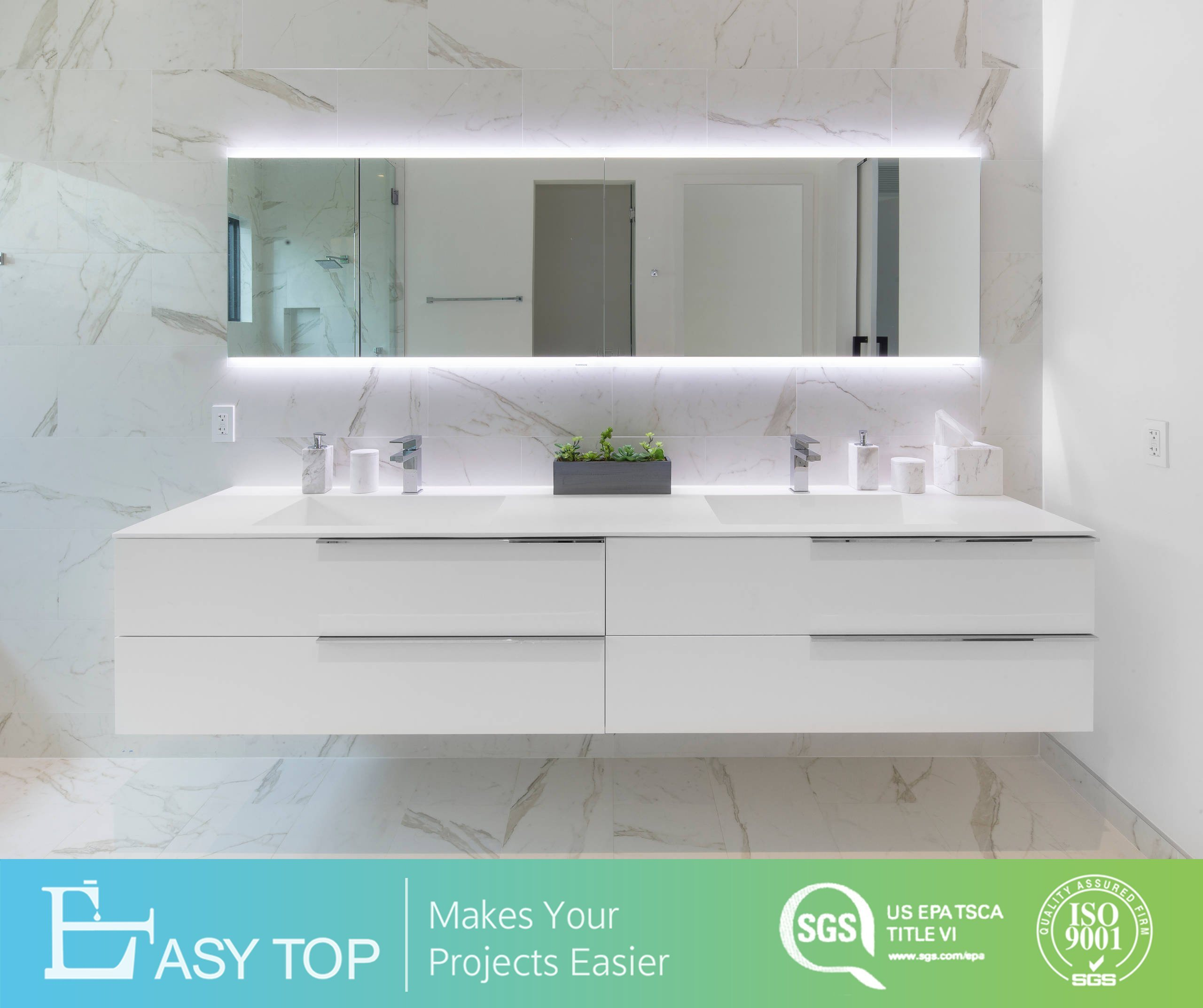 China Modern Luxury Bathroom Vanity Cabinet Furniture Set With Cheap Price China Vanity Cabinet With Sink Modern Vanity