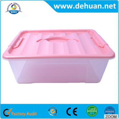 Low Price Plastic Large Tin Toy Storage Containers Box