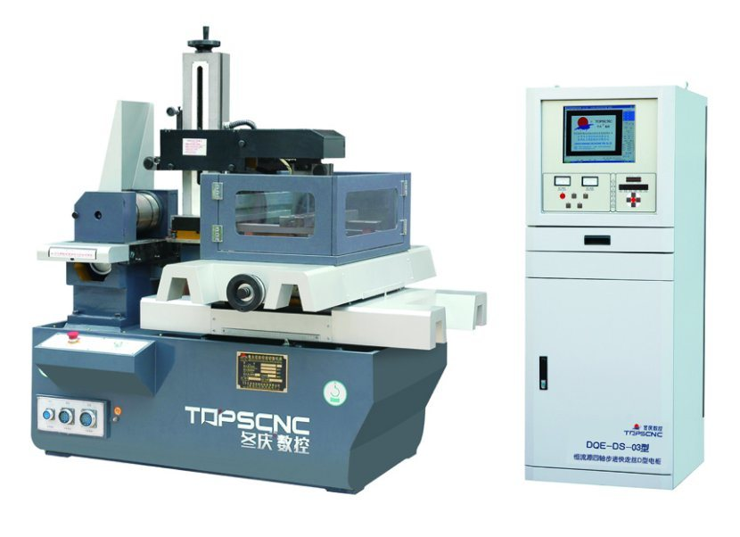 China High Precision EDM Wire Cutting Machine Price with High ...