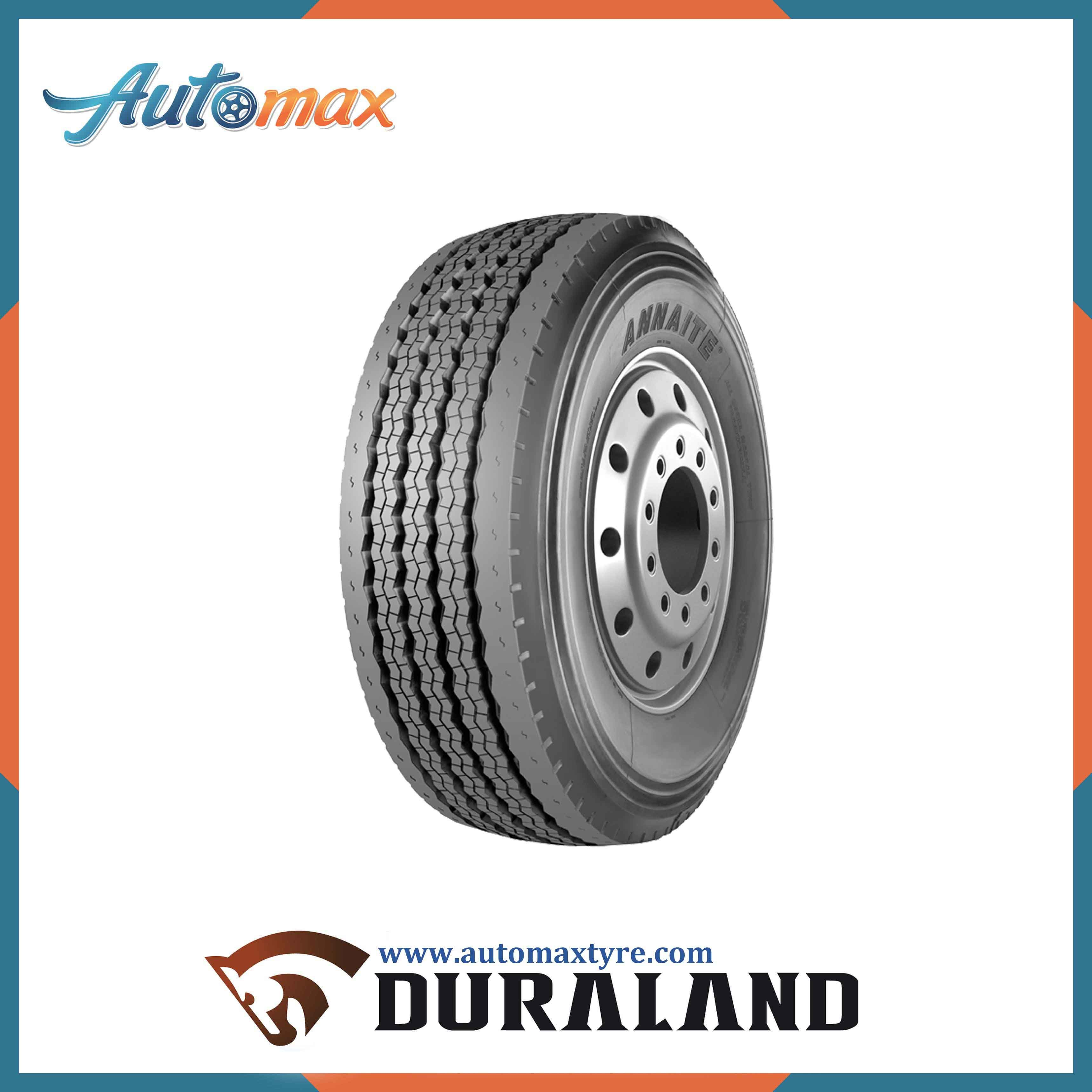 EU Popular Annaite Radial Truck Trailer Tires