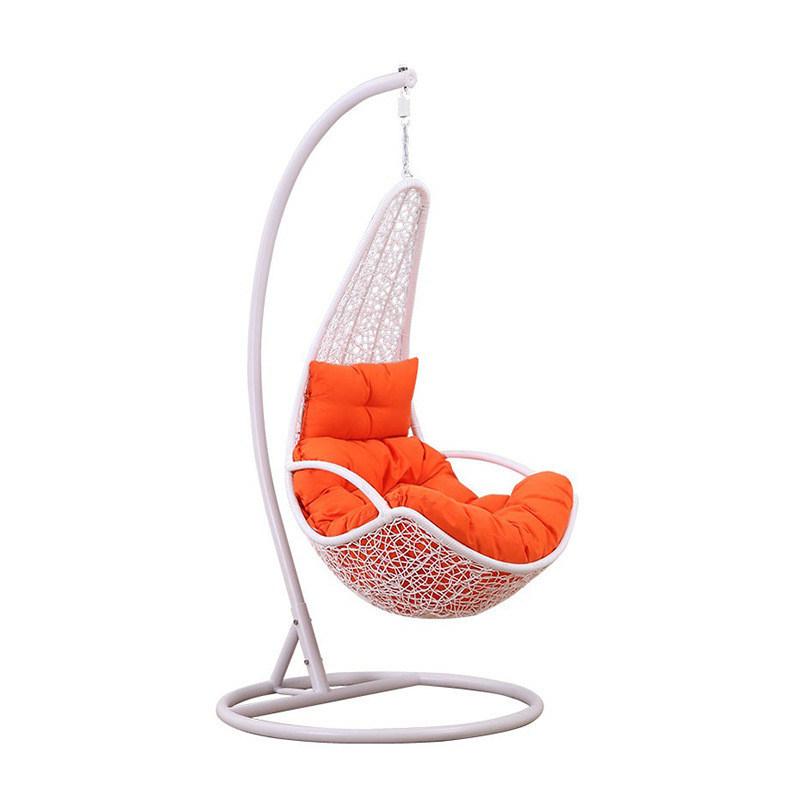 China Modern Leisure Wicker Patio Hanging Chair Garden Swing Chair