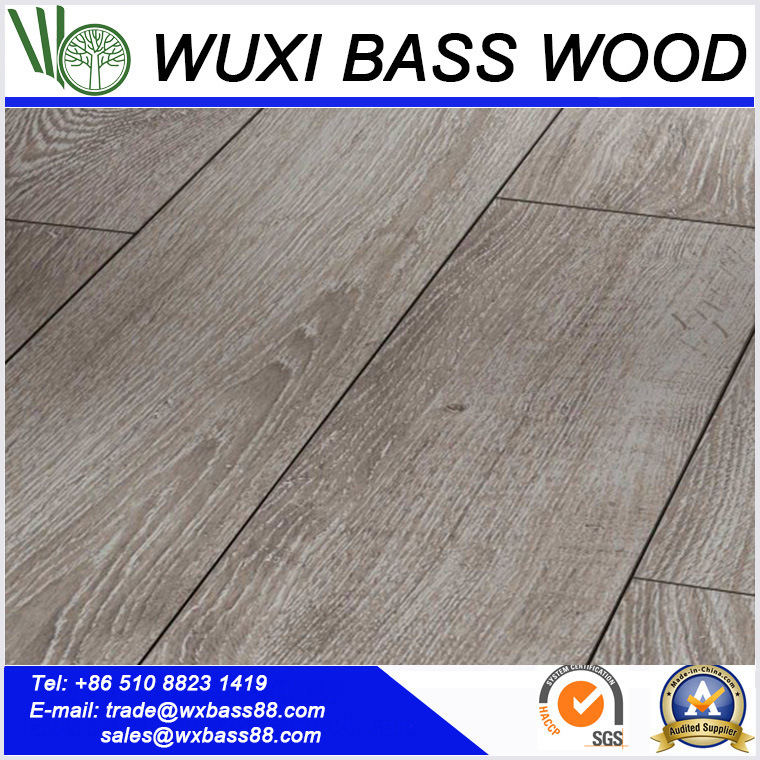 China 8 12mm Thick Matt Surface Laminate Flooring Laminated Floor
