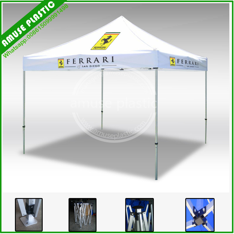 Promotions E-Z up 10 X 10 Pop up Shelter Canopy design for Backyard pictures & photos