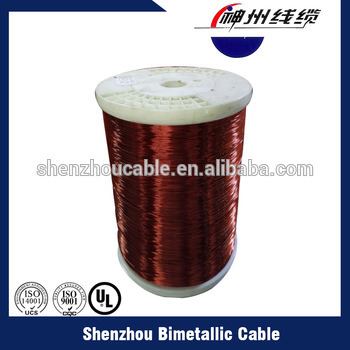 10A, 15A, 20A Enameled CCA Electric Wire for Transformer and Motor