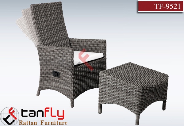 Awesome China Wicker Rattan Relax Adjustable Chair And Ottoman Machost Co Dining Chair Design Ideas Machostcouk