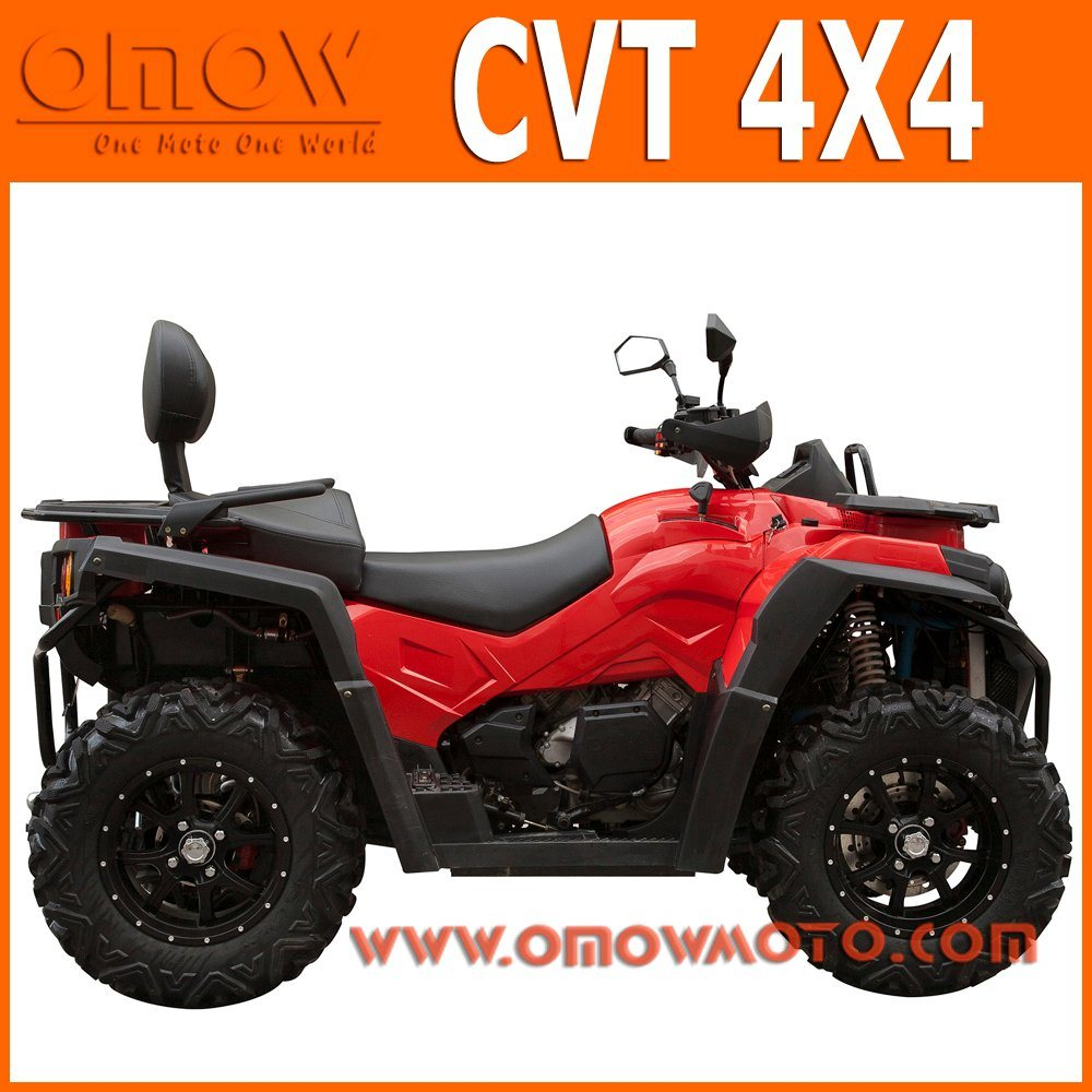 2017 Euro 4 EEC T3 Road Legal 500cc Quad 4X4