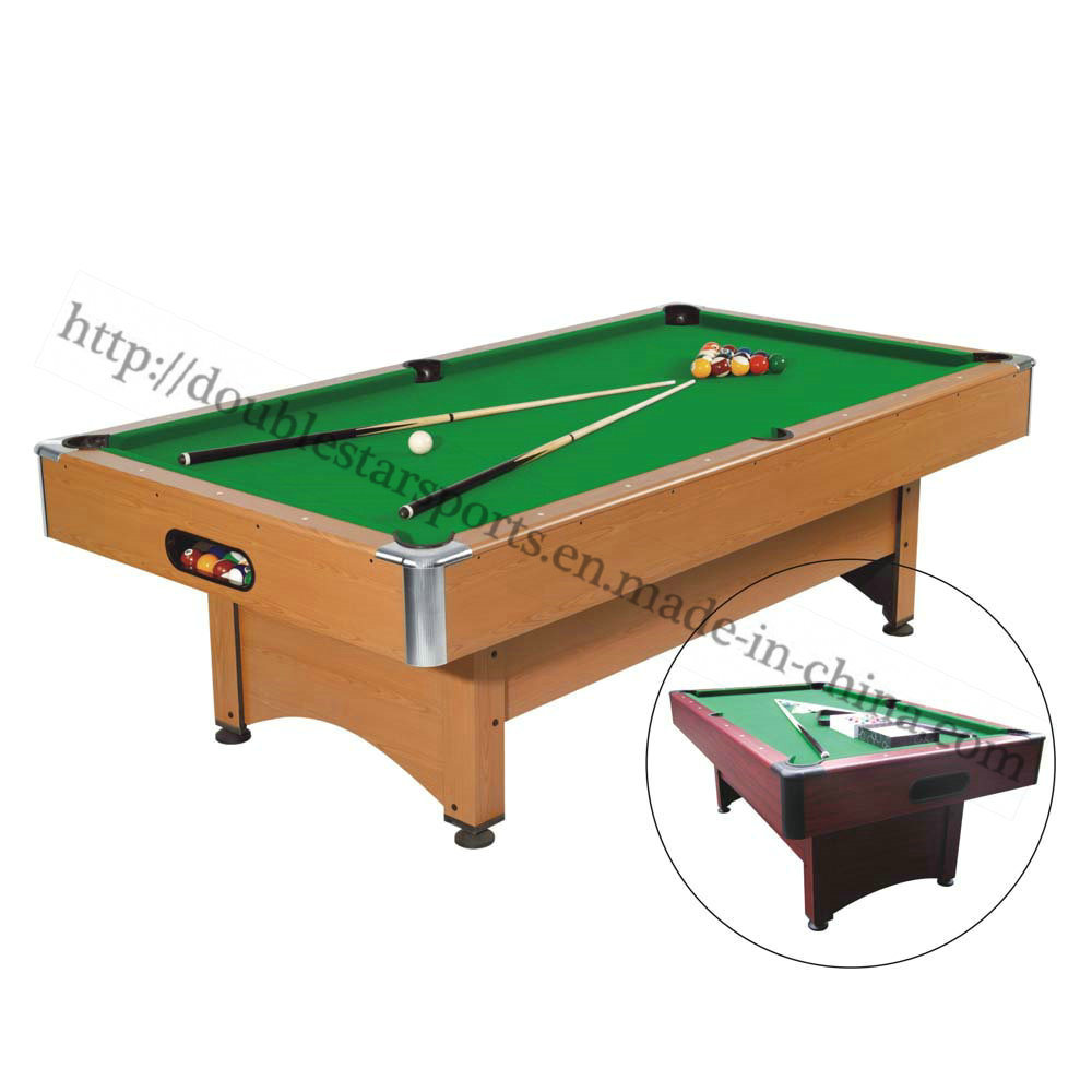 China Cheap Pool Tables 9FT Pool Table for Sale - China Classic