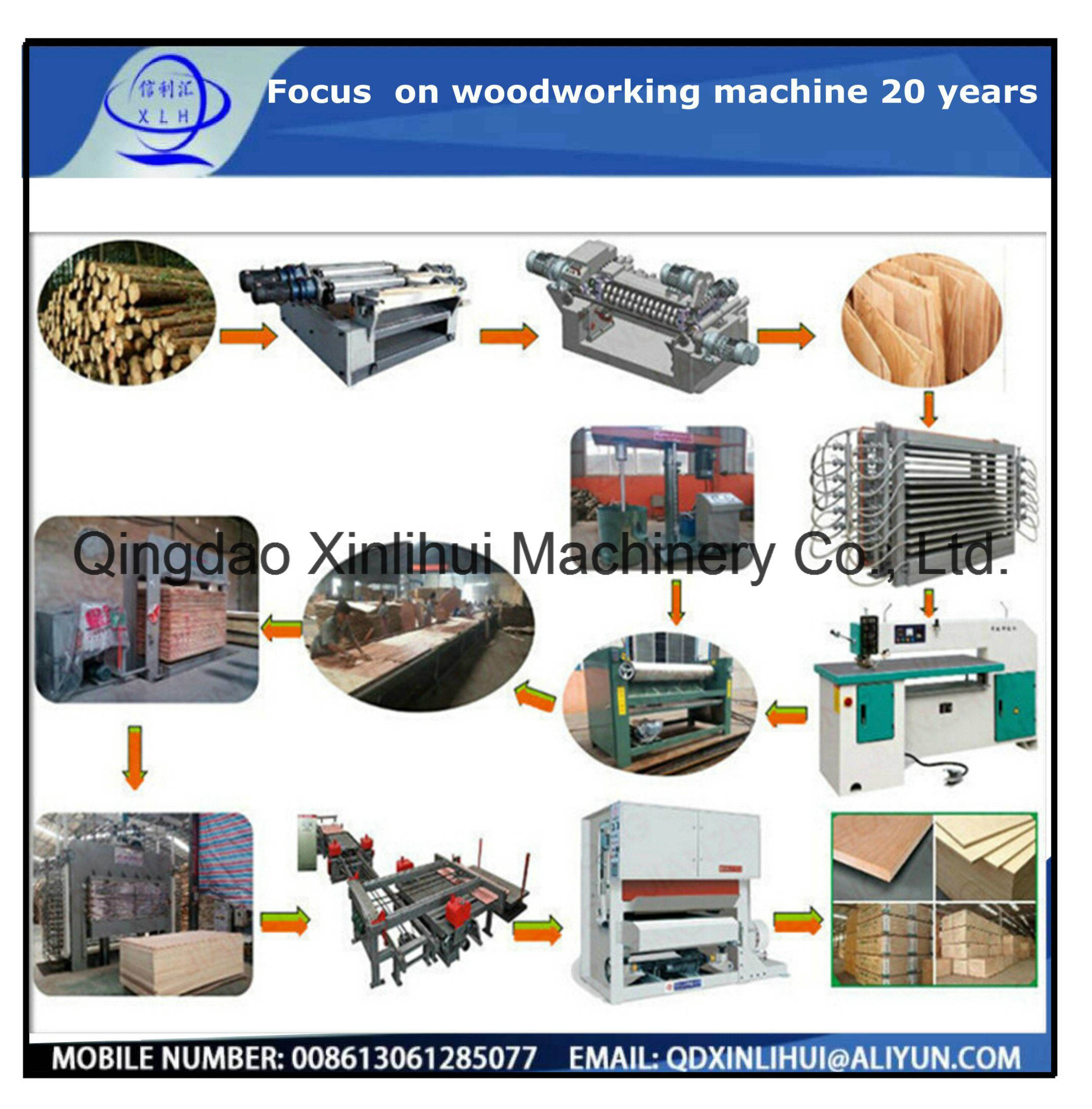 Production manufacture woodworking equipment