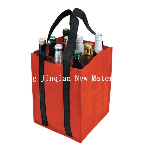 Eco-Friendly PP Nonwoven Fabric Shopping Bag pictures & photos