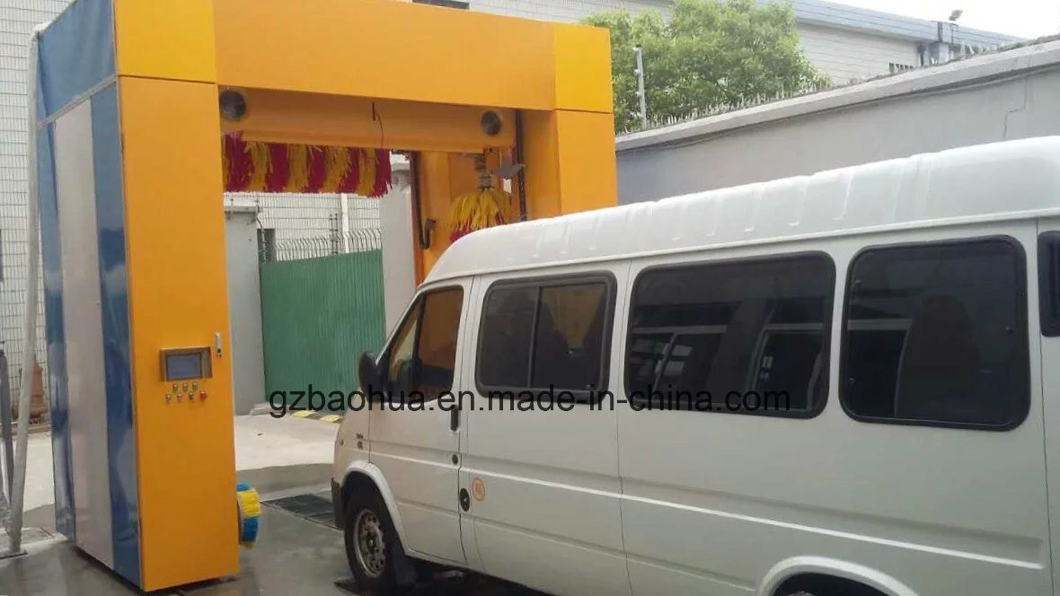 Baohua/Cheap Automatic Big Van Washing Machine/Vehicle Wash Equipment/ Car Automatic Washing Equipment Machine pictures & photos