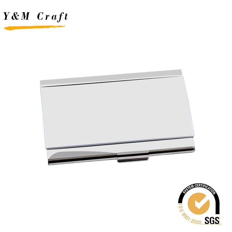 China Custom Promotional Metal Name Card Cases Business Card ...