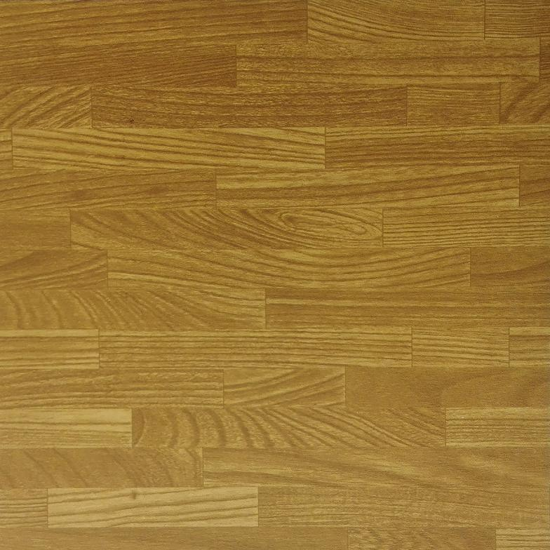 China PVC Wood Pattern Cross Embossed Vinly Floor Tiles