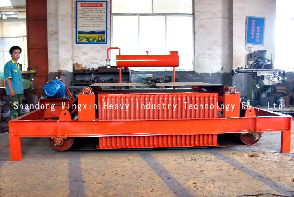 Rcdf- Oil Cold Self Discharging Electromagnetic Magnetic Separator of Mining Machine