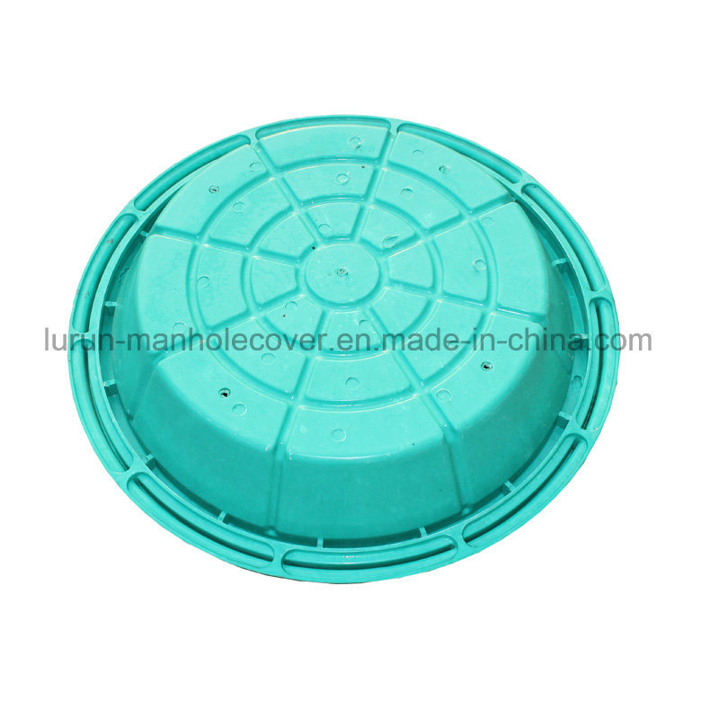 Polymer Resin Greening Manhole Cover for Lawn