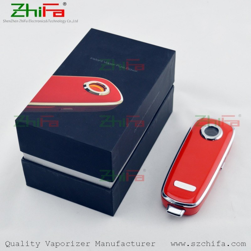 [Hot Item] Weed Vaporizer Popular in Us Red Firefly Vaporizer Wholesale