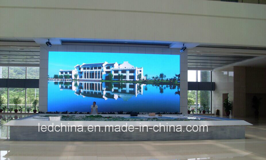 P2.5 Indoor High Definition Adverting LED Screen