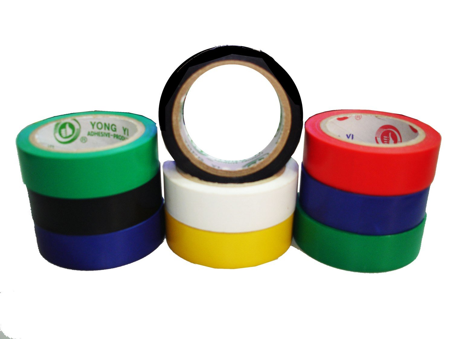 PVC Electrical Tape (flame retardant) pictures & photos