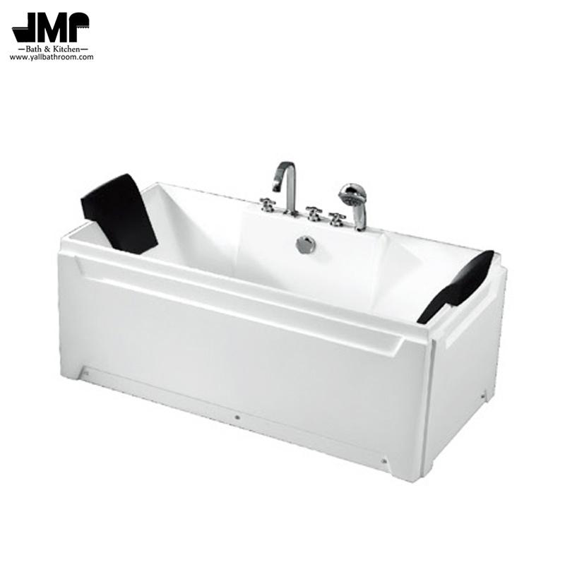 China Double Hotel Jacuzzi SPA Bath Tub Massage Bathtub - China Bath ...