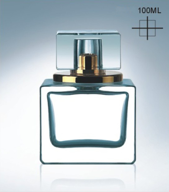 D190 Glass Perfume Bottle