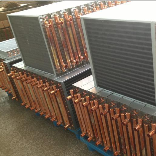 China Water to Air Heat Exchanger for Wood Furnace - China USA ...