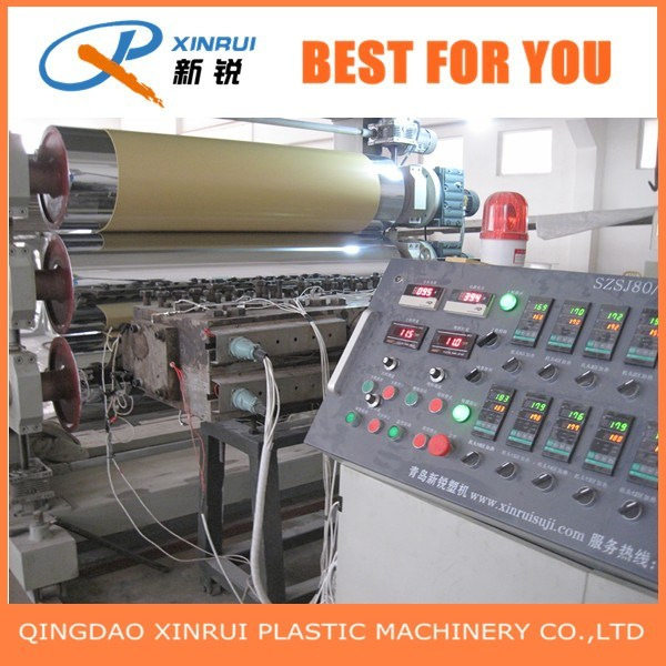 Machine Factory of PVC Free Foam Board Extruder Machine