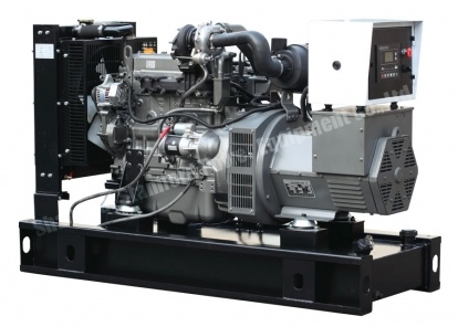 81kw Standby/Cummins/, Portable, Canopy, Cummins Engine Diesel Generator Set