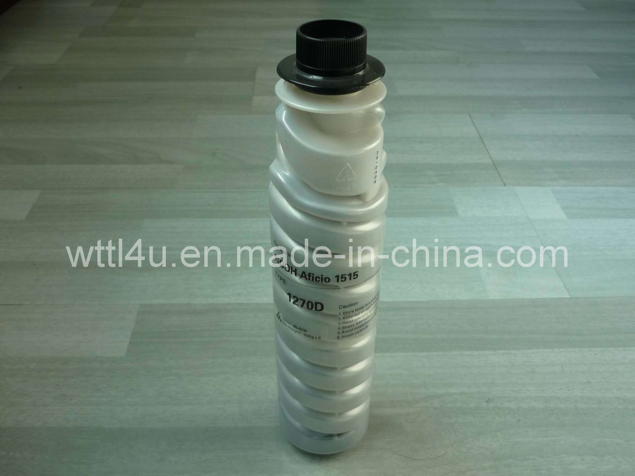 China Toner Cartridge of Ricoh Aficio 1270D (AF-1515, MP-161/171/201) -  China Toner Cartridge, Ricoh Toner Cartridge