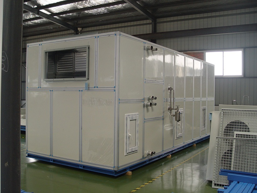 Specialized Air Handling Unit For A Healthcare Setting Manual Guide