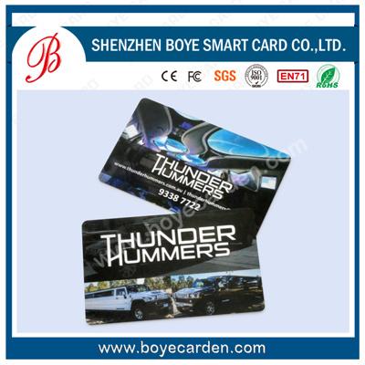 China Visiting Card Printing Business Card Making Pvc Printing