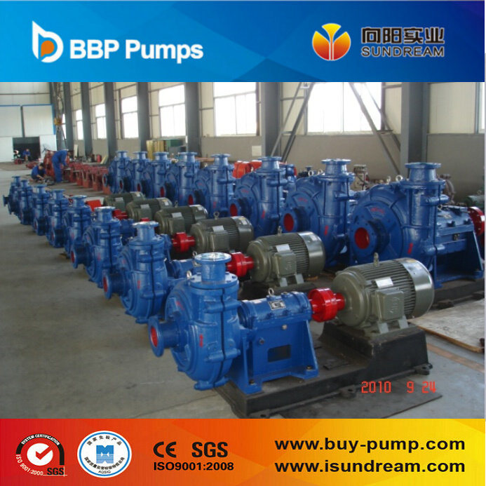 Slurry Pump, Mud Pump (AH) pictures & photos
