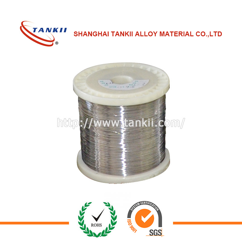 China Stable Resistivity Nichrome Wire NiCr6015 for Electric Heating ...