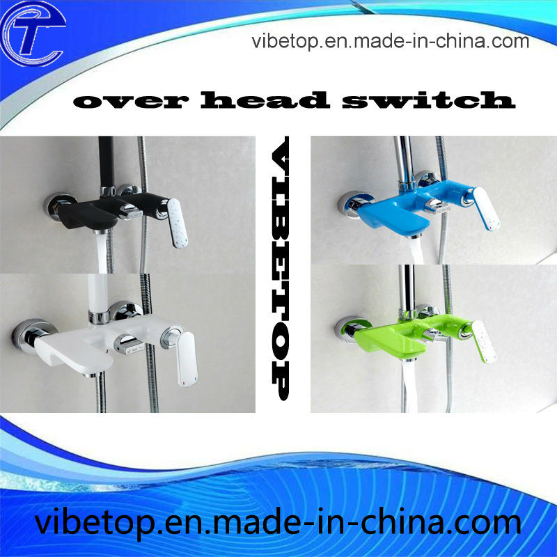 Hot Sale High Quality Brass Bathroom Shower Head (VSH-003) pictures & photos