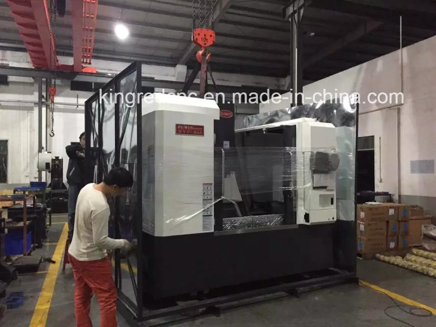 CNC Vertical Machining Center Vm866 pictures & photos