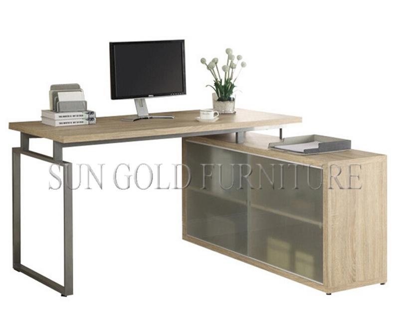 China Modern Soho Corner Office Desk