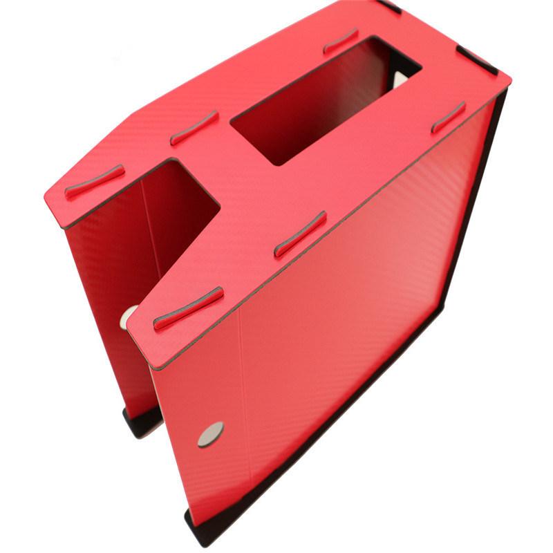Sy 3 Tier Desktop File Trays Plastic Holders Display Rack