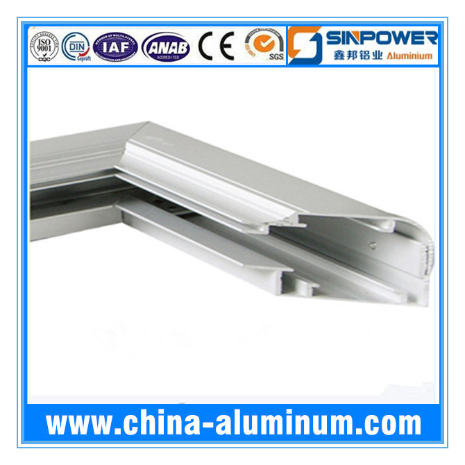 China Sinpower Aluminium Clip Picture Frames Aluminium Extrusion ...