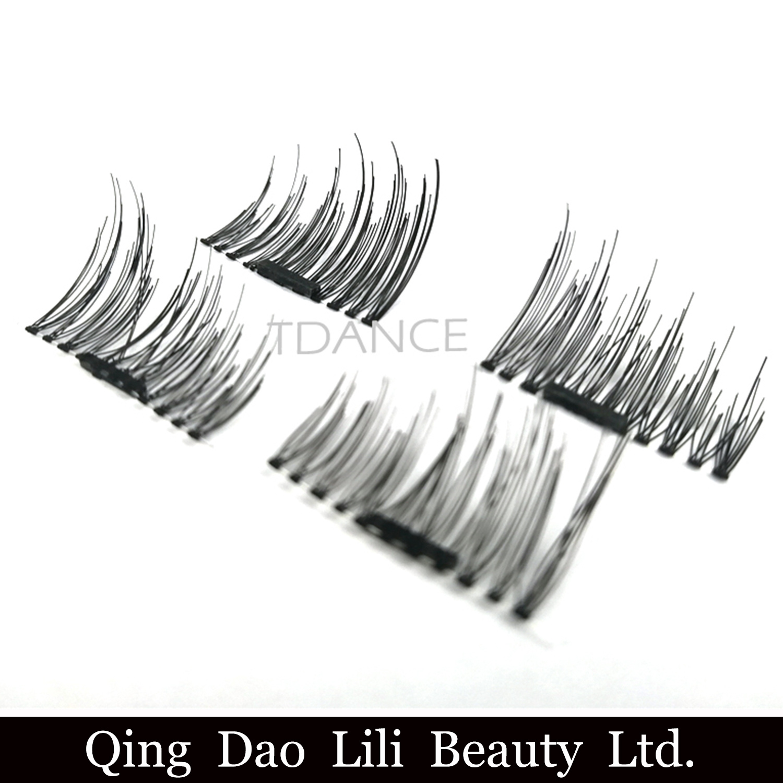 773091e3888 3D Magnet Eyelashes Magnet Magnetic Lashes Magnetic False Eyelashes Magnetic  Eye Lashes Makeup