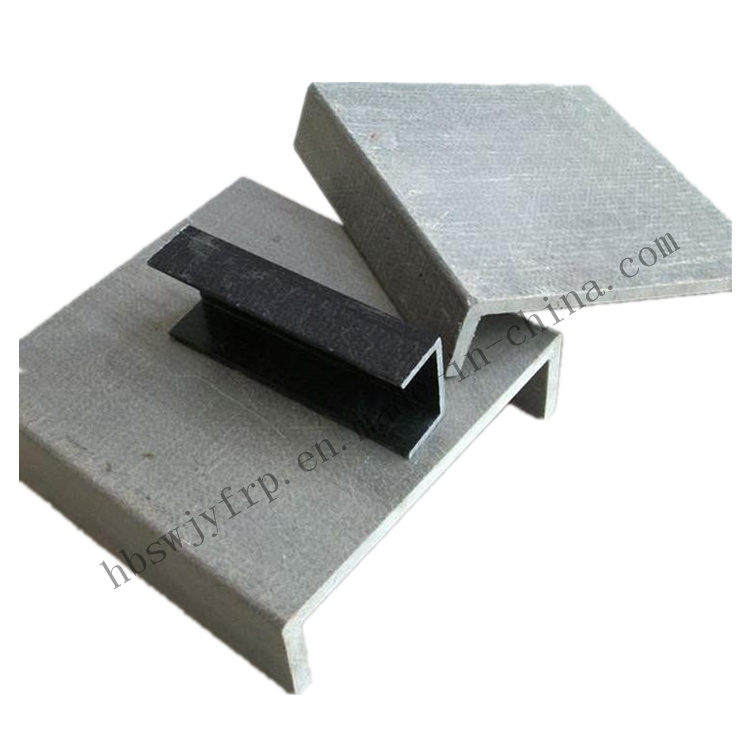 China FRP C Channel Beam U Profile Photos & Pictures - Made