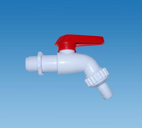 China Plastic PP / PVC Faucet Bibcock - China Plastic Tap, Plastic ...