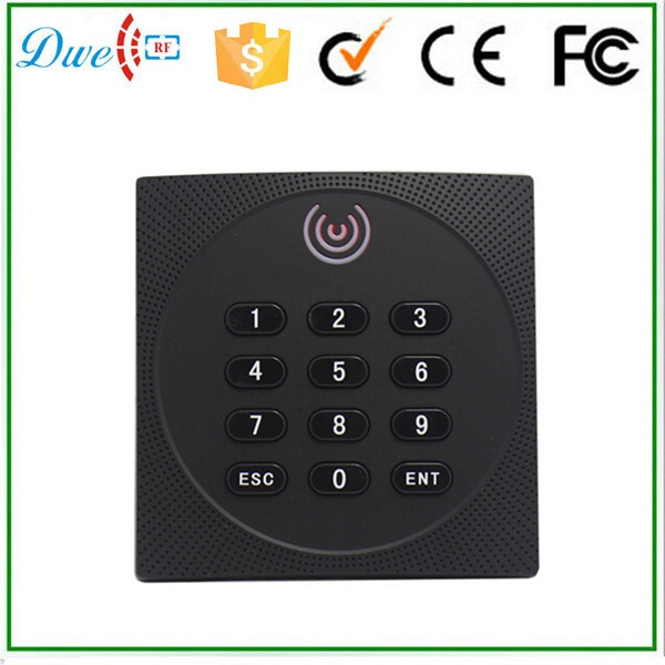 Door Access Control Card Reader with Backlight Keypad