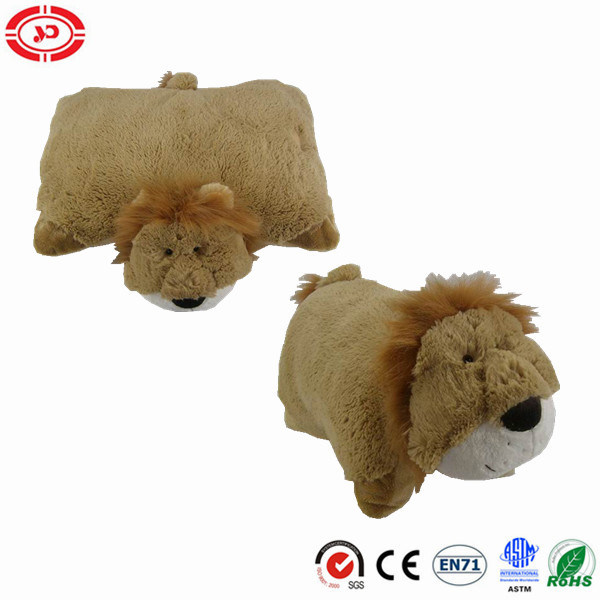 Popular Best Selling Lion Buddies Bed Toy Pillow Cute Cushion pictures & photos