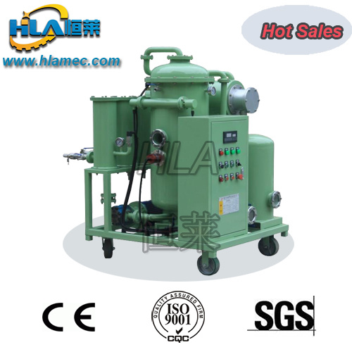 Used Waste Industrial Lube Oil Purifier pictures & photos